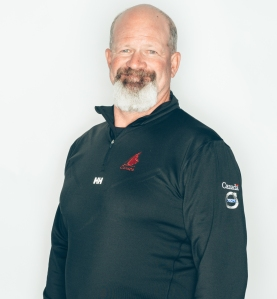 Canadian Olympic and Paralympic Sailing Head Coach, Ken Dool.