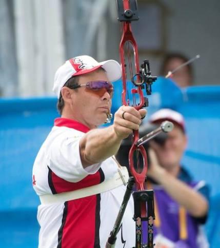 Evans Para-Archery